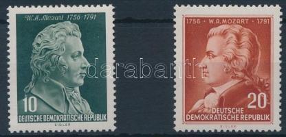 1956 Mozart sor Mi 510-511