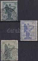 1921 Veneto tartomány sor 3 értéke Mi 145-147 C