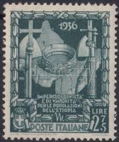 1938 Olasz birodalom Mi 612