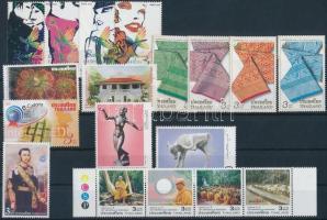 2004-2006 3 diff sets + 6 diff stamps, 2004-2006 3 klf sor + 6 klf önálló érték