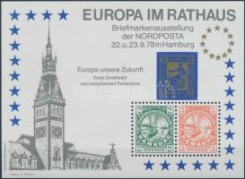 1978 Nordposta emlékív