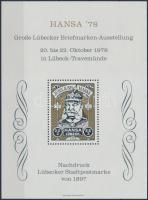 1978 Hansa emlékív