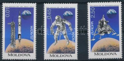 1994 Europa Cept, Felfedezések és találmányok sor Mi 106-180