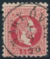 """""""MAGY.ÓV(ÁR)"""" Austria-Hungary postmark """"MAGY.ÓV(ÁR)"""""""