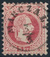 """MARCZALY"" Austria-Hungary postmark ""MARCZALY"""