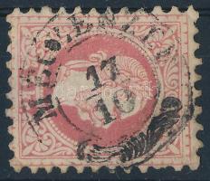 """""""MECZENZÉF"""" Austria-Hungary-Slovakia postmark """"MECZENZÉF"""""""