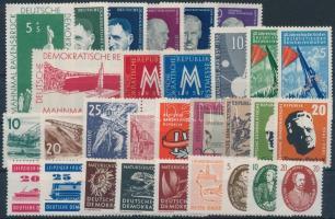 1957 Csaknem teljes évfolyam kiadásai, 2 sor kivételével