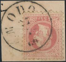 """MODO(R)"" Austria-Hungary-Serbia postmark ""MODO(R)"""