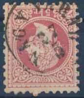 """Austria-Hungary-Romania postmark """"NAGY-(VÁ)RAD"""" """"NAGY-(VÁ)RAD"""""""