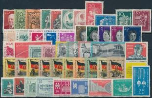1959 Csaknem teljes évfolyam kiadásai, 4 sor kivételével