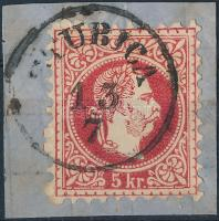 """STUBICA"" Austria-Hungary-Croatia postmark ""STUBICA"""