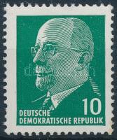 1961 Forgalmi: Walter Ulbricht, az államtanács elnöke Mi 846 II