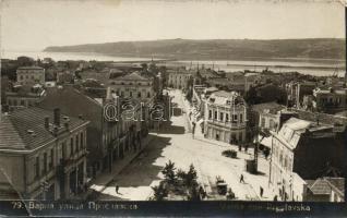Varna, Preslavska street