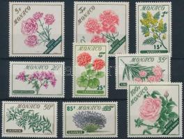 1959 Virágok sor Mi 609-617