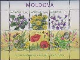 2009 Virág blokk Mi 47