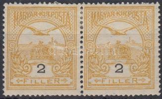1913 Turul 2f pár eltolódott értékszámmal