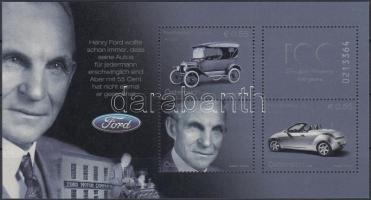 Ford block, Ford blokk