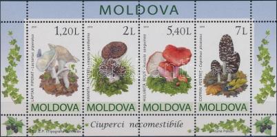 2010 Gombák blokk Mi: 49