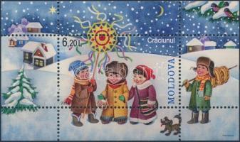 2008 Karácsony blokk Mi 44