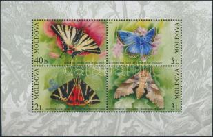 2003 Pillangók blokk Mi: 28