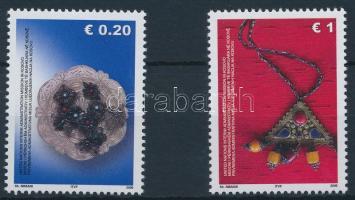 2005 Ékszer sor 2 értéke Mi 31+34