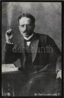 Karl Liebknecht, A. Grohs Illustrations-Verlag / German communist leader, Karl Liebknecht, német kommunista vezető, A. Grohs Illustrations-Verlag