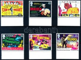 2008 Filmplakátok sor Mi 2652-2657