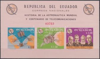1966 Nemzetközi Távközlési Unió blokk Mi 15