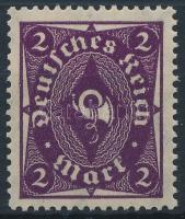 1922 Mi 224 b Signed: Infla Berlin