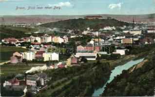 Brno, Brünn; general view (worn edges)