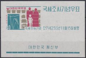 Census block, Népszámlálás blokk