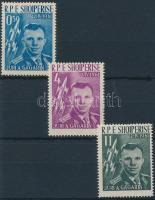 Űrkutatás: Gagarin sor, Space research: Gagarin set