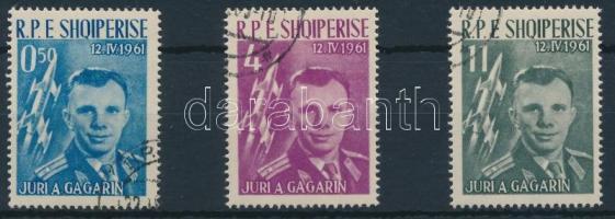 Space research: Gagarin set, Űrkutatás: Gagarin sor