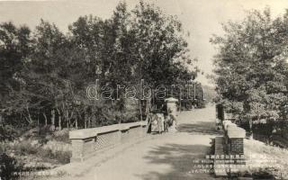 Port Arthur, the Ryojun Stationing Regiment