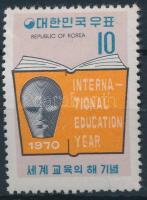 Education year, Oktatás éve