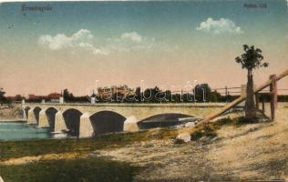 Érsekújvár, Nyitra híd / bridge