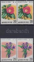1975 Virág sor párokban Mi 1016-1017