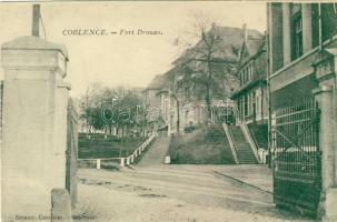 Coblence, Koblenz; Fort Drounau