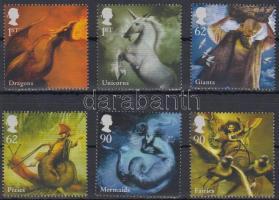 2009 Mitikus lények sor Mi 2776-2781