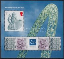 2007 Wembley Stadion újranyitása blokk Mi 36