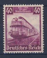 1935 100 éves a német vasút Mi 583