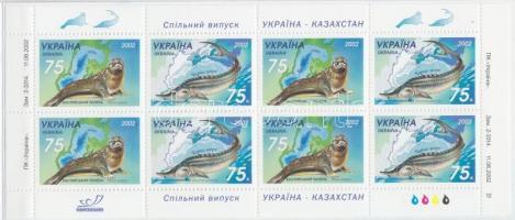 Animals stamp-booklet, Állatok bélyegfüzet