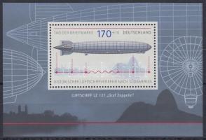 2007 Zeppelin blokk Mi 69