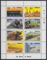 1992 Orient expressz kisív Mi 2379-2386