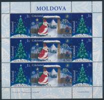 2007 Karácsony kisív Mi 602-603