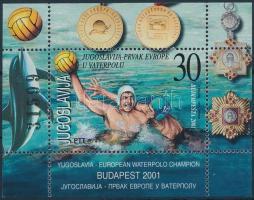 Water Polo Championship block, Vízilabda EB blokk