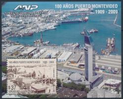 Port anniversary block, Kikötő évforduló blokk