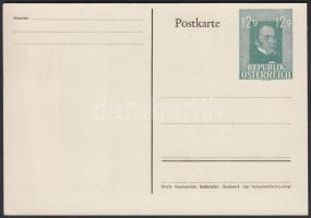 Renner postcard with Schaubert private PS, Renner képeslap Schaubert magándíjjeggyel
