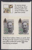 World War II. (I) self-adhesive stamp-booklet, II. világháború hősei (I) öntapadós bélyegfüzet