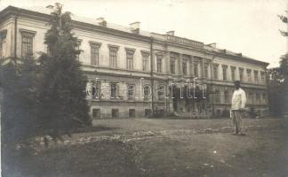 Kolozsvár, Cluj; Magyar királyi Gazdasági Akadémia / Economics Academy, photo